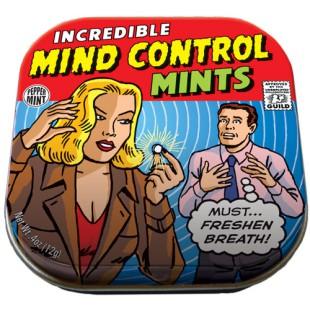Mentas - MIND CONTROL MINTS
