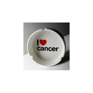 Cenicero - I LOVE CANCER