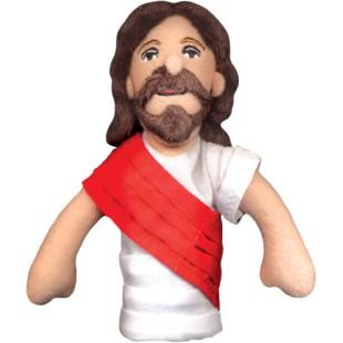 Imán - Títere de dedo - JESUS