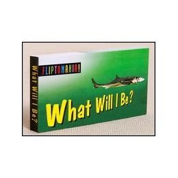 Libro - MINILIBRO DIAPORAMA WHAT WILL I BE? (TIBURÓN)