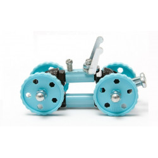 Artículo para montar - BLUE CAR VEHICULO 3 EN 1
