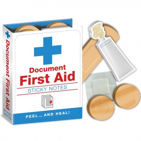 Post-It - FIRST AID STICKIES