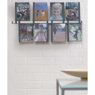 Portarretratos y regla de pared - LIFE TIME PHOTO FRAME