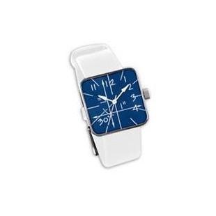 Reloj de pulsera - BLUEPRINT II (CORREA BLANCA)