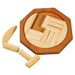 Puzzle - PUZZLE DE BAMBÚ OCTOGONAL