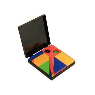 Set de escritorio y puzzle - TANGRAM