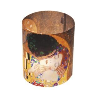 Pergamino para vela - TEALIGHT LUMINARY GUSTAV KLIMT EL BESO, 2 UDS.