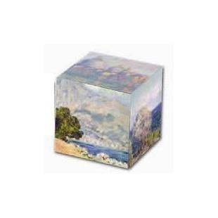 Rompecabezas - CUBO MAGICO ARTE - MONET:  WATERSCAPES