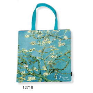 Bolsa de compra - ART-SHOPPING-BAG, VAN GOGH, ALMOND BLOSSOM