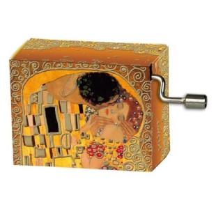 Caja de música - KLIMT: EL BESO/ARABESQUE