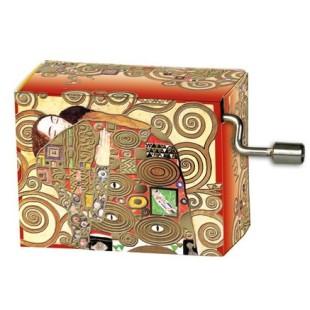 Caja de música - KLIMT: CUMPLIMIENTO/PARA ELISA DE BEETHOVEN
