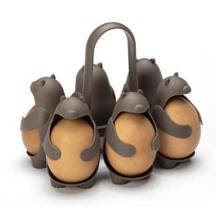 Soporte para huevos - EGGBEARS