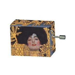 Caja de música - MUSIC BOX, ARABESQUE, KLIMT, JUDITH
