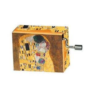 Caja de música - MUSIC BOX, FOR ELISE, BEETHOVEN, KLIMT, KISS